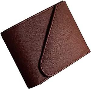 Blissburry Touch Men's Leather Wallet Colour Brown