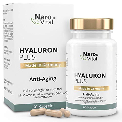 NaroVital Hyaluron Plus - Anti Aging