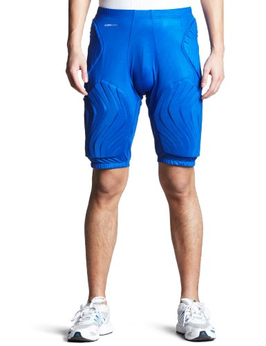 Zoom IMG-1 adidas techfit gfx pantaloncini sportivi