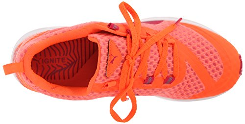 Puma Ignite Xt Nucleo corsa Sneaker Fluo Peach/Rose-Red/White