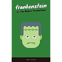 Frankenstein (EverGreen Classics) (English Edition)