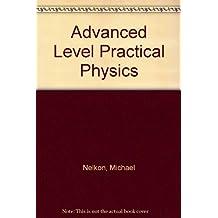 Advanced Level Practical Physics