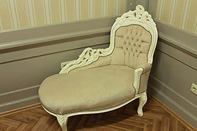 Vous aimez le style baroque! Vous aimez les époques de Louis IXV, Louis XV et Louis XVI! Vous aimez tous les autres temps de 'antique' comme romantique, Biedermeier, classicisme, rococo, ...! Nous les aimons tous et nous ne sommes pas vraiment intére... [Méridienne]