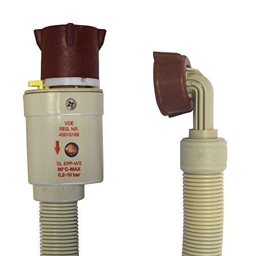 Sicherheits Zulaufschlauch Aquastop für Geschirrspüler und Waschmaschine (1,50 m)