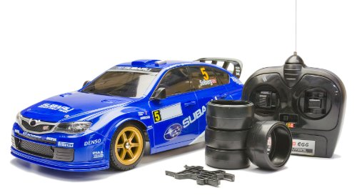 Subaru Impreza WRC 2008 (Drift Custom) (RC Model) 1/16 [Toy] (japan import)