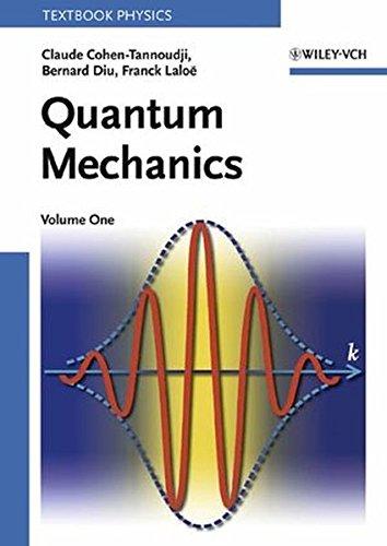 Download PDF]-Books Quantum Mechanics, Volume 1: Vol 1 (A Wiley