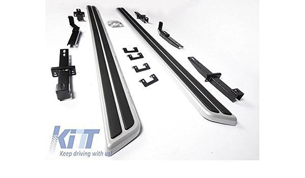 Kitt Rbvw02 Alu Trittbretter Schweller Seitenschweller Seitenbretter Auto