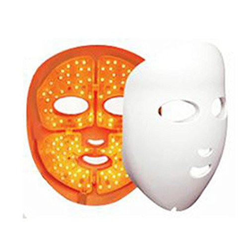 Máscara facial LED terapia de fotones