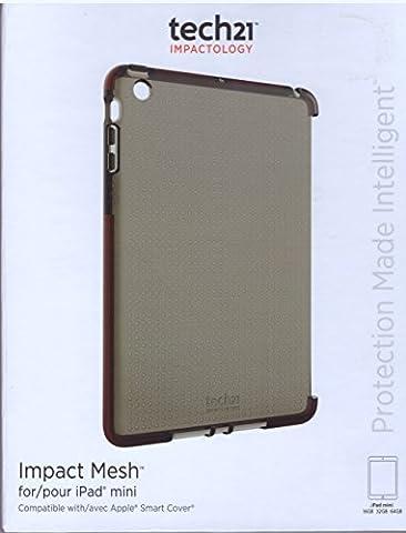 Tech21T21–3088Impact Mesh Coque pour Apple iPad Mini Smokey