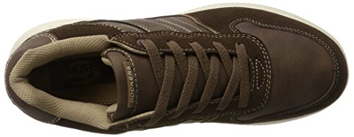 Dockers By Gerli Men 41sn001-777360 Sneaker Brown (chocolate)