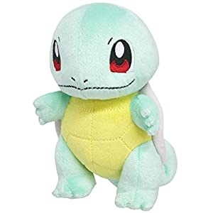 Sanei Pokémon – 6 Squirtle Plush