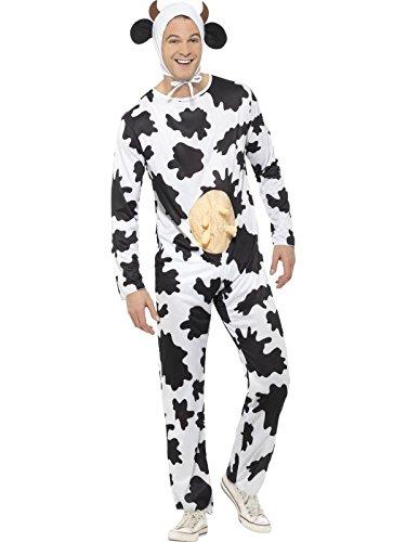 Kuhkostüm Kostüm Kuh Tierkostüm Kühe Kuhkostüme (Mädchen Safari Kostüm Ideen)