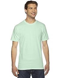 T-shirt unisexe en coton jersey fin - Lime / XL