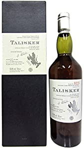Talisker - Single Malt Scotch - 1975 25 year old Whisky by Talisker