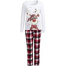 Amazon Fr Pyjama Noel Femme