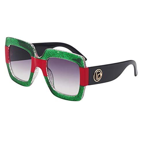 Moika occhiali da sole retrò da uomo e da donna universali per proteggere la vista: occhiali da sole per la spiaggia resistenti alle radiazioni
