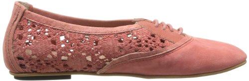 Coolway Calaet, Chaussures de ville femme Rouge (04 Cor)