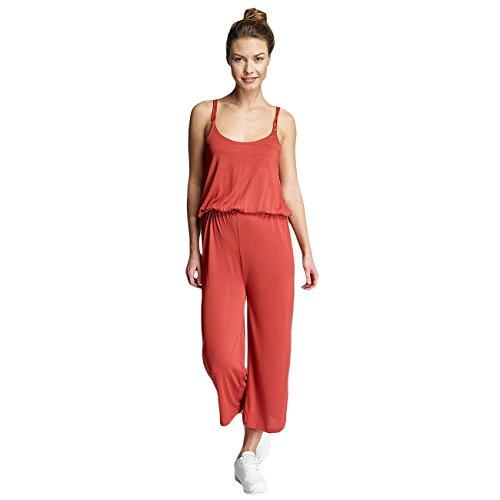 Khujo Femme Combinaisons Jumpsuits / Ensembles mode Danai Rouge