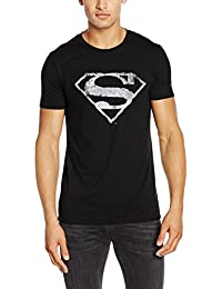 Cid Superman - Logo Mono Distressed - T-Shirt - Homme