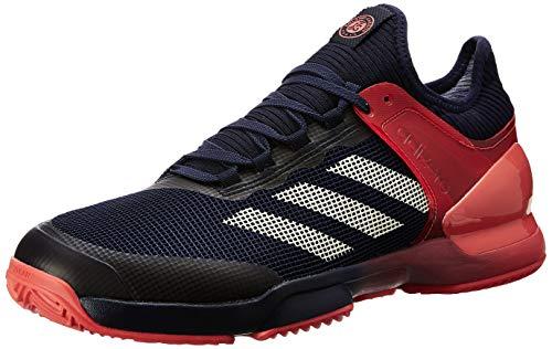 online store 406fc e2ad6 Adidas Adizero Ubersonic 2 Clay, Scarpe da Tennis Uomo, Arancione  (Maosno Tincru ...