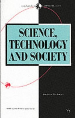 Science, Technology and Society: New Directions (Sociology for a Changing World) by Andrew Webster (1992-01-17)