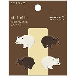 Midori, Mini Clip bear pattern