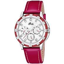 fafe4089d169 Lotus 15746 3 - Reloj analógico de Cuarzo para Mujer con Correa de Piel