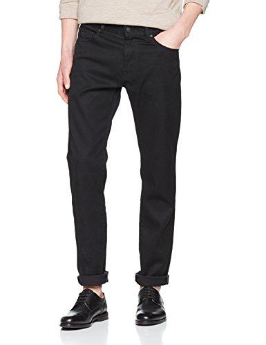 BOSS Herren Straight Jeans Maine BC-C, Schwarz (Black 002), W33/L32