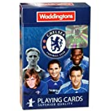 """Waddingtons Playing Cards Pack """"Chelsea FC"""" Card Game"""