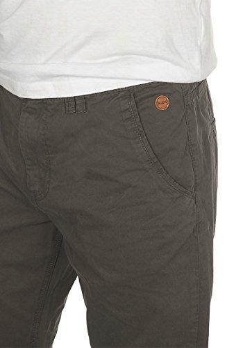 BLEND Tromp - pantalon chino - Homme Raven Grey (75112)