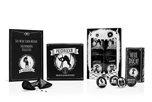 - die volle Ladung mit 5 Designprodukten (Silvester-party Pack)