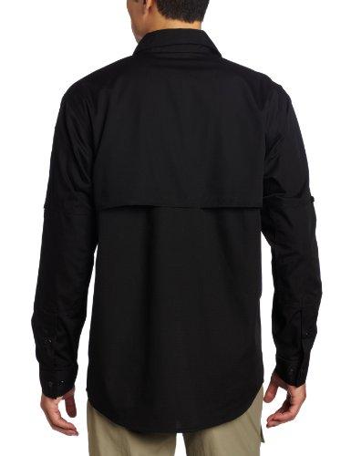 5.11 Herren Langarmshirt TacLite Professional schwarz - schwarz_019