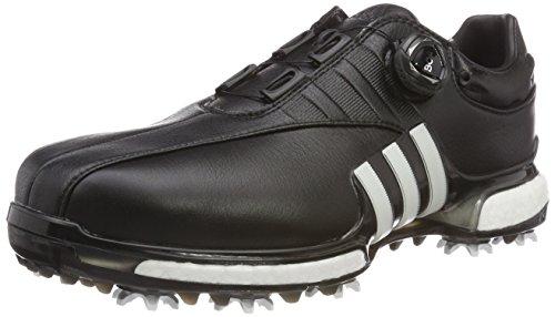 adidas Herren Tour360 EQT Boa Golfschuhe, Schwarz Blanco/Negro F33621, 44 EU