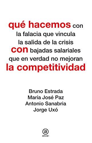 Qué hacemos con la competitividad