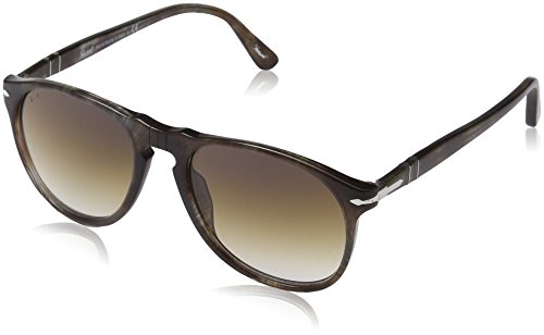 341df9b838 Persol - Gafas de sol Mod.9649S, Havana Brown Smoke, 55 mm