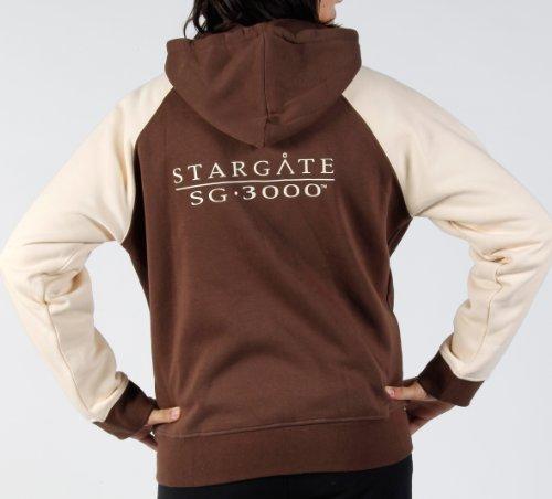 Star Gate - Sweat Jacke -Space Center