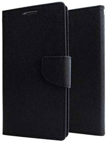 CLASSICO Universal Wallet Card Dairy Slot Flip Cover Compatible For Intex Aqua i5 Octa  available at amazon for Rs.240