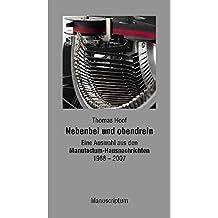 21f4fb09fad89c Nebenbei und obendrein  Eine Auswahl aus den Manufactum-Hausnachrichten  1988-2007