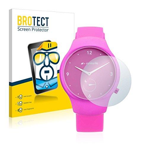 2X BROTECT HD Clear Bildschirmschutz Schutzfolie für Runtastic Moment Fun (Kristallklar, extrem Kratzfest, schmutzabweisend)