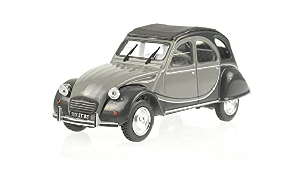 Citroen 2cv 2 Cv 1952 Grau 1//32 New Ray Modell Auto Modellauto