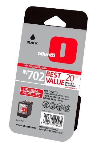 Olivetti B0628 Cartouche d'encre d'origine Noir