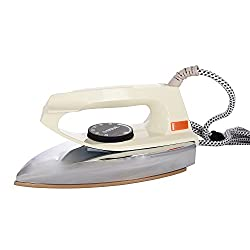 Nova Stainless Steel Electric Automatic Iron (White)