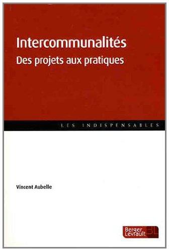 Intercommunalité mode d'emploi