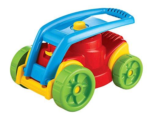 Rasenmäher Susanne Spielzeug Kinderrasenmäher Geräusch Spielzeugrasenmäher Kind Spielwerkzeug Gartenspielzeug
