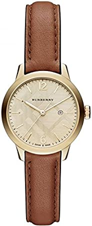 Burberry Women's Leather Band W
