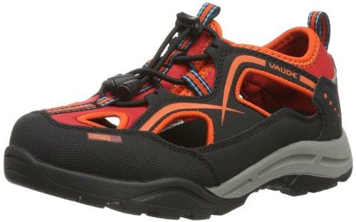 Vaude Kids Splasher, Chaussures Multisport Outdoor Mixte enfant Orange  - Orange (rouge glowing 281)