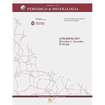 Periodico Di Mineralogia: 86