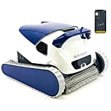 DOLPHIN Blue Maxi 40i - Robot automático limpiafondos para Piscinas (Fondo y Paredes) Sistema de...