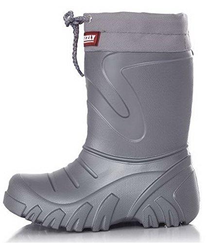Lemigo Kids Boys Girls Wellington Boots Rainy Snow Wellies Ultra Light EVA Warm
