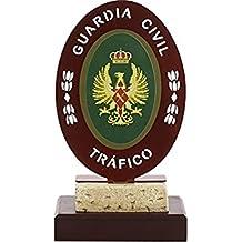 Regalos GRABADOS para jubilación Guardia Civil de tráfico PERSONALIZADO